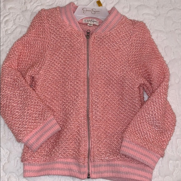 Jessica Simpson Other - NWT ~ Toddler girl Sweater